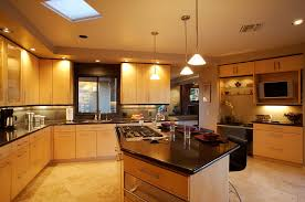 maple kitchen cabinets remodel greenfield modern kitchen remodel frameless kitchen cabinets