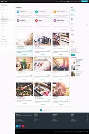material design joomla template classifieds joomla monster classifieds joomla template dj classifieds blog
