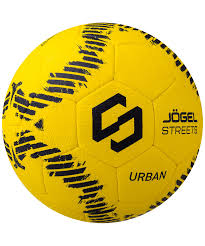 <b>Мяч</b> футбольный <b>Jogel JS</b>-<b>1110 Urban</b> №5, желтый