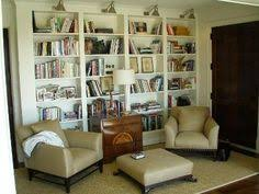 bookcase wall bookcase lighting ideas