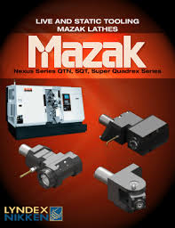 mazak manuals user guides cnc manual lyndex nikken 2014 mazak nexus qtn sqt super quadrex series live static tooling