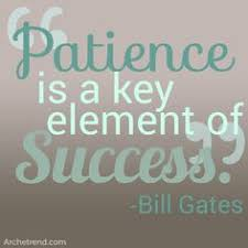 Patience is a virtue on Pinterest | Be Patient, Gods Timing and ...