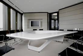 white modern office simple white modern office black and white office furniture