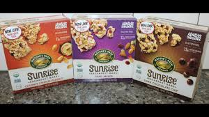 Nature's Path <b>Organic Sunrise Breakfast</b> Bars: Chunky Choco ...