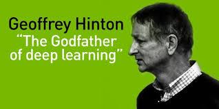 Resultado de imagen de Geoffrey Hinton