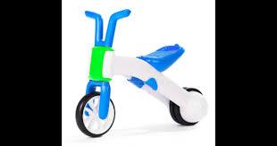 <b>Беговел</b>-<b>велобег</b> для самых маленьких <b>Bunzi сине</b>-<b>зеленый</b> ...