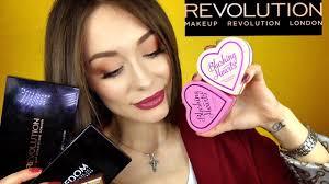 Обзор Косметики Makeup <b>Revolution</b> - YouTube