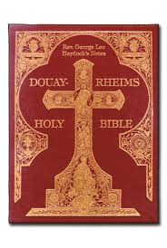 Why is the Catholic Bible different from the Protestant Bible  Why Catholics Do That