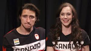 How well do Scott Moir and Tessa Virtue know each other? - YouTube