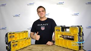 <b>Органайзеры Stanley FatMax</b> - YouTube