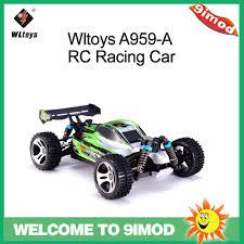 Wltoys <b>A959-A</b> 2.4G <b>1/18</b> 4WD 35km/h Racing High Speed Off-Road ...