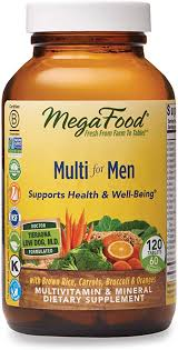 MegaFood, Multi for Men, Supports Optimal Health ... - Amazon.com