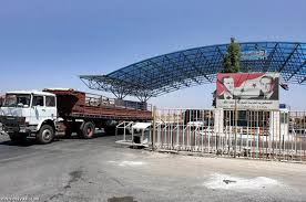 عمان - الاردن تغلق معبر الحدودي مع سوريا