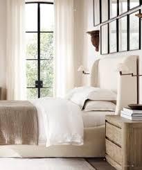 restoration hardware bedroom ideas