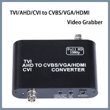 China <b>Tvi</b>/<b>Ahd</b>/<b>Cvi</b> to <b>CVBS</b>/<b>VGA</b>/<b>HDMI</b> Video <b>Converter</b> - China ...