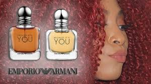 <b>Emporio Armani Because</b> It's You and Stronger With You by <b>Giorgio</b> ...