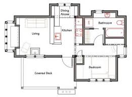 Modern Home Floor Plans Designs   Modern HomeArchitectural Designs House Plans