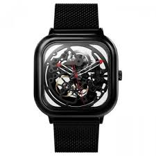<b>Xiaomi CIGA Design</b> Hollowed-out Mechanical <b>Watch</b> Black (Z011 ...