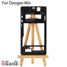 AiBaoQi High quality <b>New Original</b> Front Frame For 5.5 inch <b>Doogee</b> ...