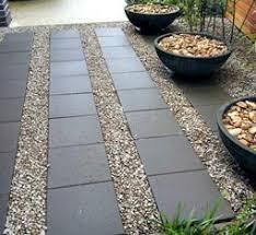 patio pavers gravel gravel and concrete paver patio  gravel and concrete paver patio