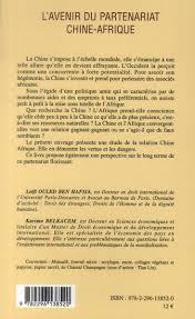 L\u0026#39;avenir du partenariat Chine-Afrique - Lotfi Ouled Ben Hafsia ... - 0594db0f995a2eff39bc355dafa6aa3a