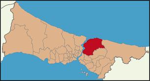 Image result for beykoz haritası