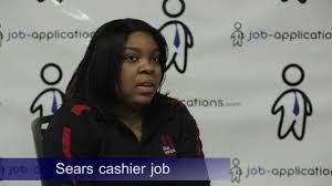 sears interview cashier