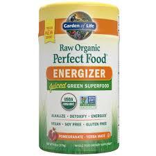 <b>Raw Organic Perfect</b> Food Energizer | Garden of Life