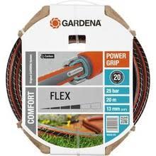 <b>Шланг Gardena</b> 1/2&quot; (<b>13мм</b>) 20м Flex (18033-20.000.00)