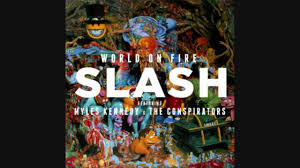 <b>Slash</b> - <b>World</b> on Fire [Single Full] - YouTube