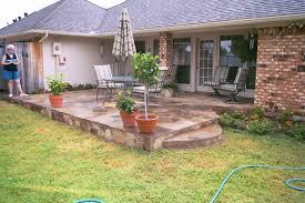 stone patio installation: stone patio installation in plano texas