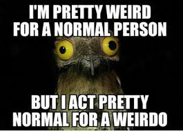 FunniestMemes.com - Funniest Memes - [I'm Pretty Weird For A ... via Relatably.com