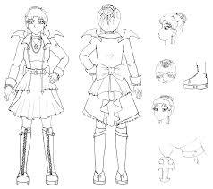 prinnycess character reference sheet weasyl