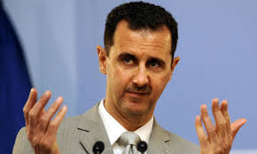 Syrian President Bashar al-Assad, who has been accused of failing to improve human rights, blames Middle East conflicts for holding up reforms. - Syrian-President-Bashar-a-006