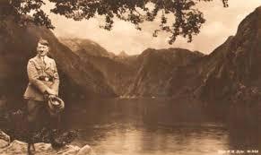 Resultado de imagen de hitler y la naturaleza