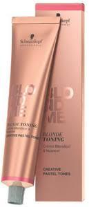 <b>Schwarzkopf Professional BlondME</b> Blonde Toning   glamot.com