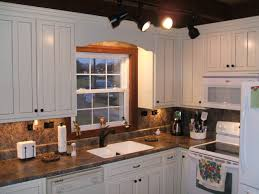 chocolate brown kitchen cabinets