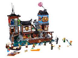 <b>Порт НИНДЗЯГО Сити</b> 70657 | <b>NINJAGO</b>® | <b>LEGO</b>.com RU