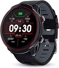 GOKOO Smart Watch for Men Heart Rate Monitor ... - Amazon.com
