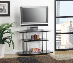 small tv stands for bedroom amazoncom convenience concepts designsgo  tier tv stand for flat panel