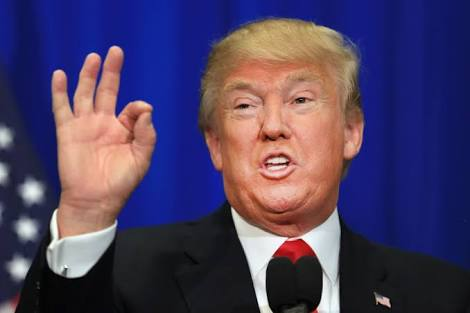 Donald Trump asegura que la siguiente bomba ira a mexico.