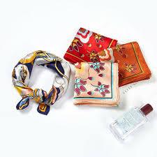 Scarves & Wraps 100% <b>Silk Scarf</b> Fashion Square Small Bandana ...