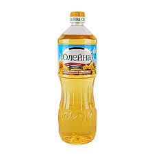 """Масло подсолнечное """"Олейна"""" 1 л, Россия - купить c доставкой ..."""