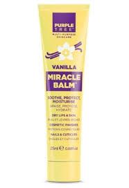 <b>Бальзам для губ</b> и кожи Purple Tree <b>Miracle</b> Balms Ваниль 25мл ...