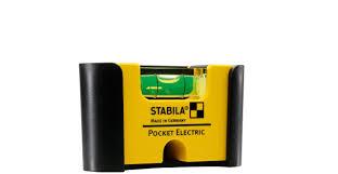 <b>Уровень STABILA</b> тип <b>Pocket Electric</b> 18115 - цена, отзывы ...