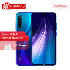 <b>Global Version</b> Xiaomi Redmi Note 8 4GB 64GB 48MP Quad ...