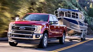 2020 Ford F-Series <b>Super Duty</b> Can Tow Up To 37,000 Pounds