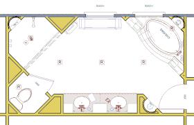 plan bathroom