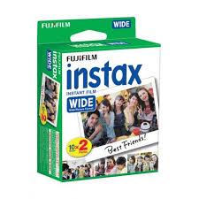 Photo paper <b>Instax Wide</b> Colorfilm <b>Glossy 10</b>/<b>2PK</b>