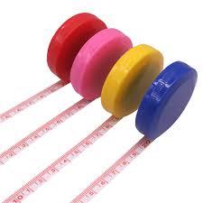 Random Color 1pcs Soft Tape Measure 150cm Roulette Measuring ...